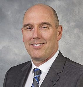 Rich Claffey, Executive Vice President, Venue Management
