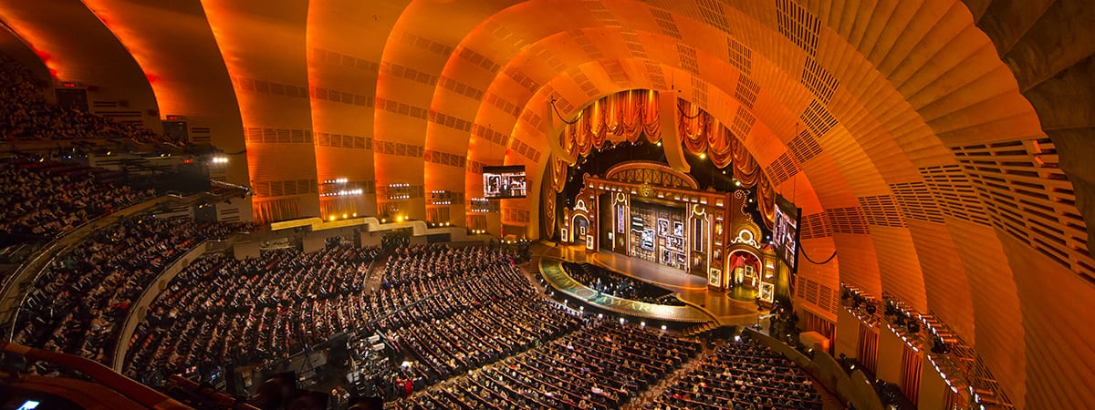 MSG Entertainment - Radio City Music Hall Tony Awards